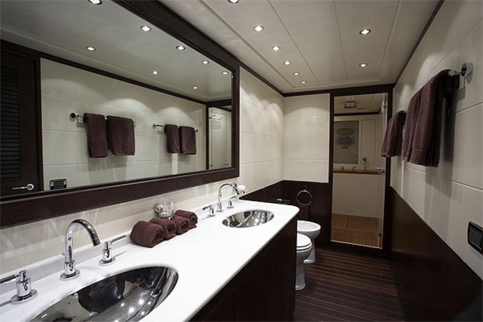bagno con faretti canlic for disegni interni